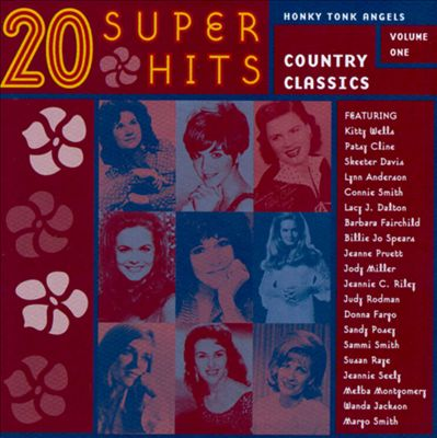 Country Classics, Vol. 1: Honky Tonk Angels