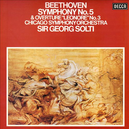 Beethoven: Symphony No. 5 & Overture