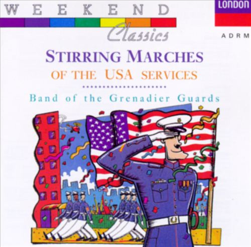 Stirring Marches of the USA Services