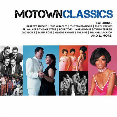 Icon: Motown Classics, Vol. 2