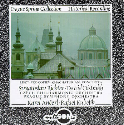 Concertos - Liszt/Prokofiev/Khachaturian