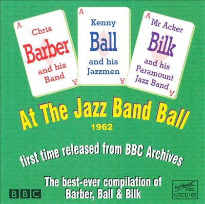 At Jazz Band Ball 1962