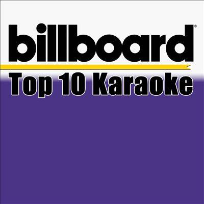 Billboard Karaoke: Top 10 Box Set