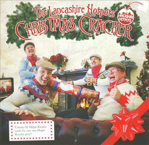 The Lancashire Hotpots' Christmas Cracker