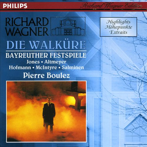 Wagner: Die Walküre [Highlights]