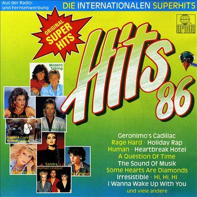 Hits '86: Die Internationalen Superhits
