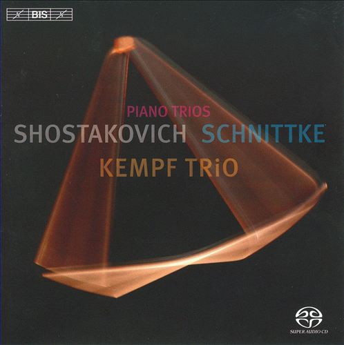 Shostakovich, Schnittke: Piano Trios