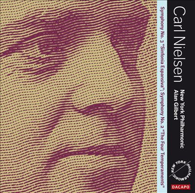 "Carl Nielsen: Symphonies No. 3 ""Sinfonia espansiva"" & 2 ""The Four Temperaments"""