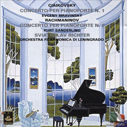 Ciaikovsky: Concerto per Pianoforten N. 1; Rachmaninov: Concerto per Pianoforte N. 2