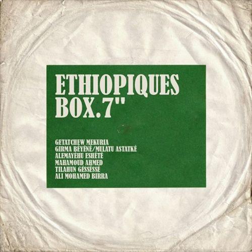 Ethiopiques 7 Box Set