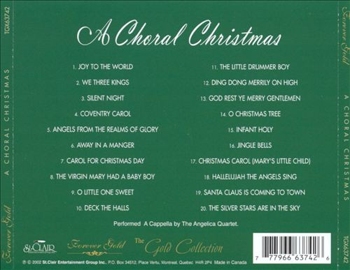 A Choral Christmas: The Gold Collection