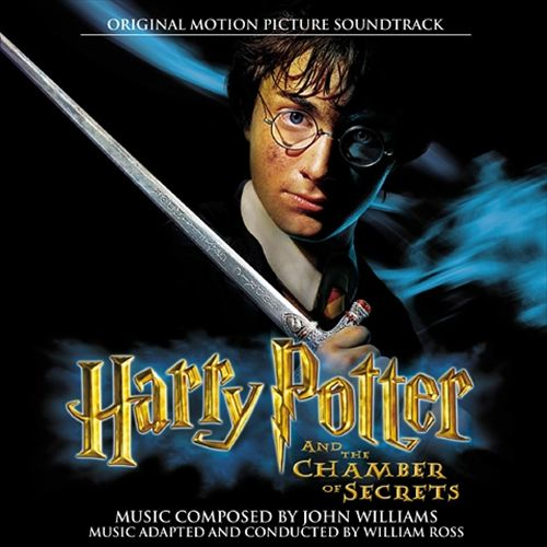 Harry Potter and the Chamber of Secrets [Original Soundtrack]