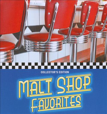 Malt Shop Favorites [Madacy]