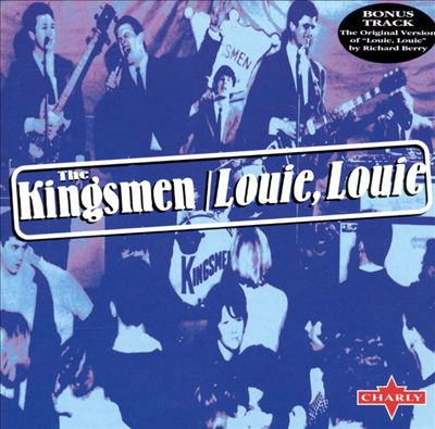 Louie Louie [Charly]