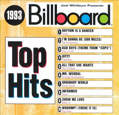 Billboard Top Hits: 1993