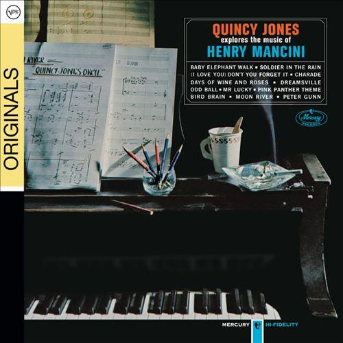 Quincy Jones Explores the Music of Henry Mancini