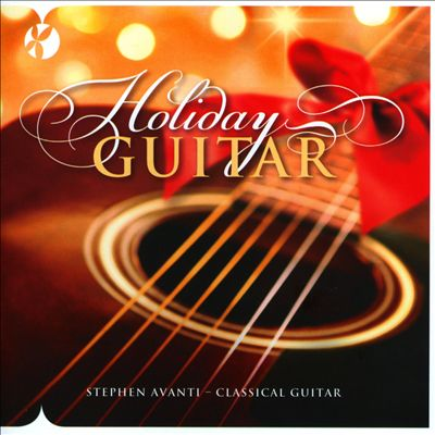 Holiday Guitar [Reflections]