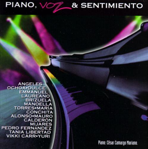 Piano, Voz Y Sentimiento