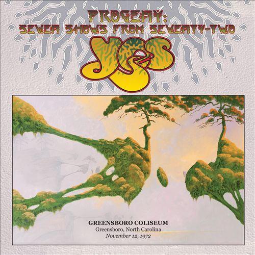 Live at Greensboro Coliseum, Greenboro, North Carolina, November 12, 1972
