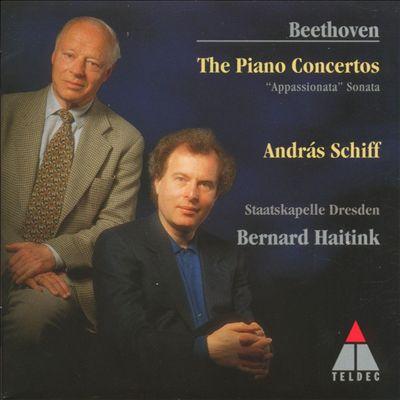 "Beethoven: The Piano Concertos; ""Appassionata"" Sonata"
