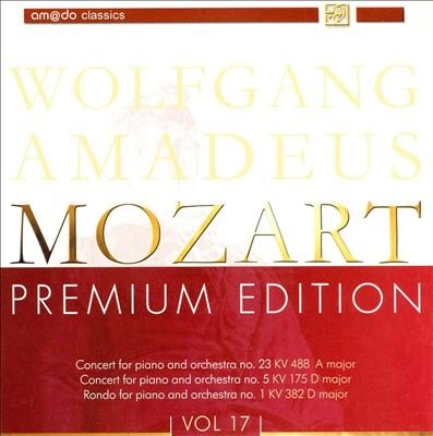 Mozart: Premium Edition, Vol. 17