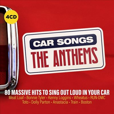 Car Songs: The Anthems