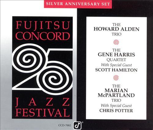 Fujitsu-Concord 25th Jazz Festival