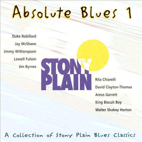 Absolute Blues, Vol. 1