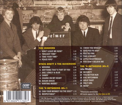The Genesis Of Slade: Rare Recordings From 1964-1966