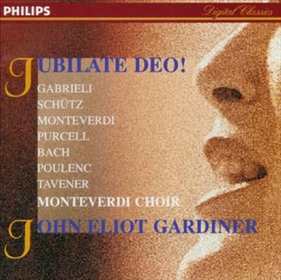 Gabrieli/Schütz/Monteverdi/Purcell/Bach/Poulenc/Tavener