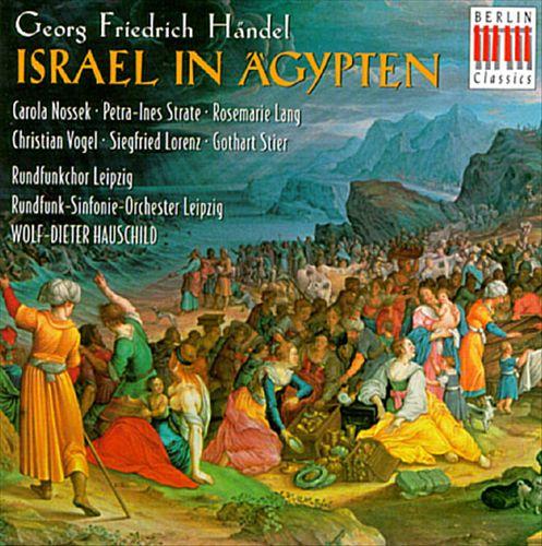 Handel: Israel in Agypten