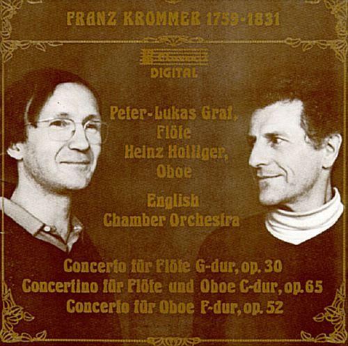 Krommer: Flute and Oboe Concertos
