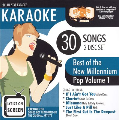 Karaoke: Best Of The New Millenium Pop, Vol. 1