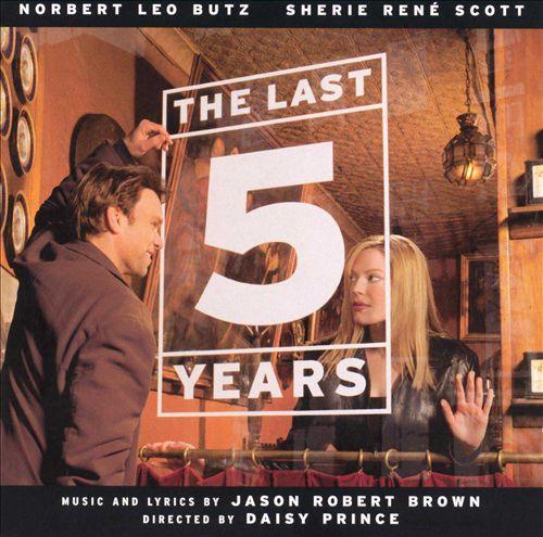 The Last Five Years [Original Off-Broadway Cast]