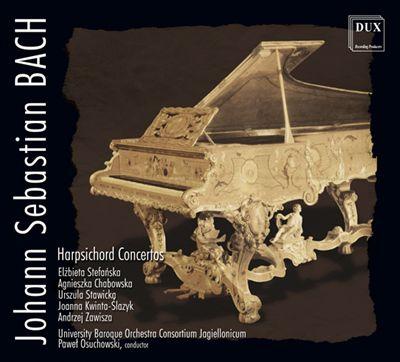 Bach: Koncerty klawesynowe