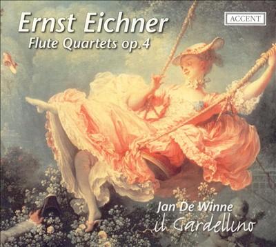 Ernst Eichner: Flute Quartets, Op. 4
