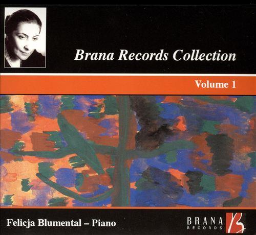 Brana Records Collection, Vol. 1