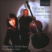Bottesini: Virtuoso Double Bass, Vol. 2