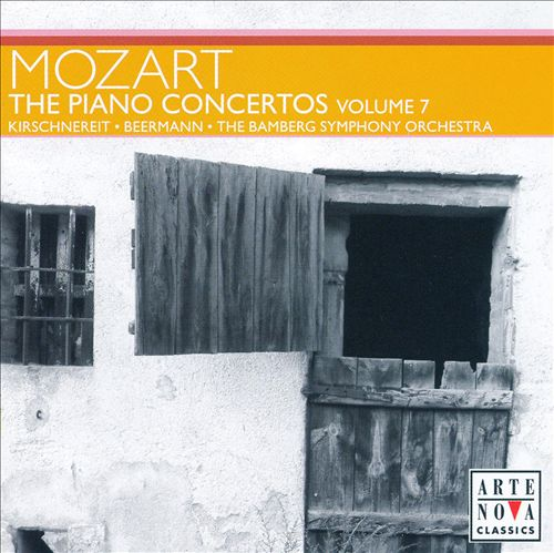 Mozart: The Piano Concertos, Vol. 7