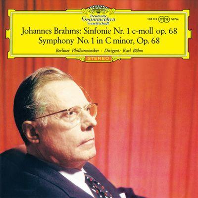 Johannes Brahms: Sinfonie Nr 1 c-moll Op. 68