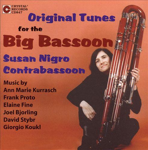 Original Tunes for the Big Bassoon