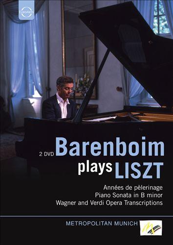 Daniel Barenboim Plays Liszt