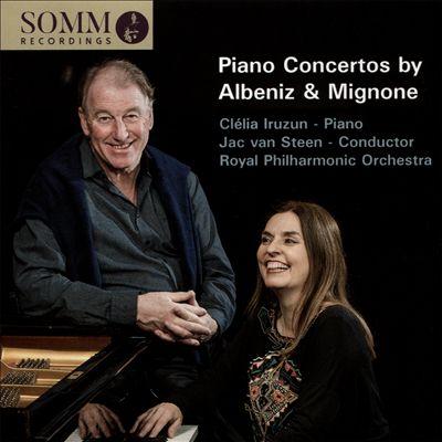 Albeniz, Mignone: Piano Concertos