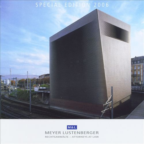 Meyer Lustenberger: Special Edition, 2006
