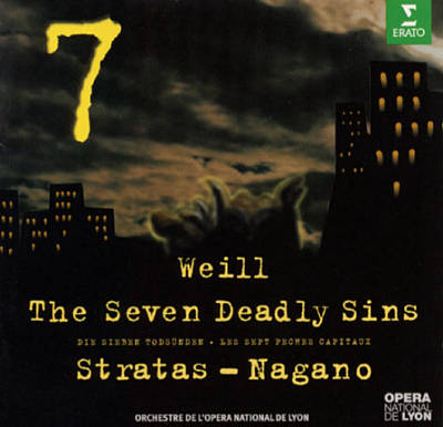 Weill: The Seven Deadly Sins; Symphony No. 2