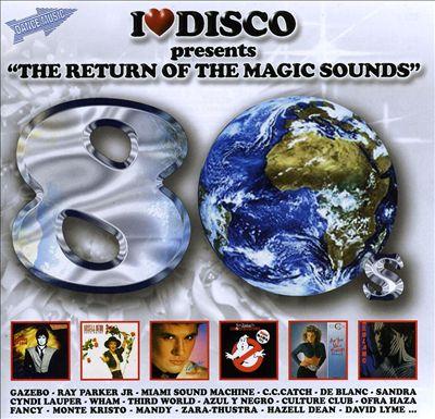I Love Disco 80's, Vol. 5