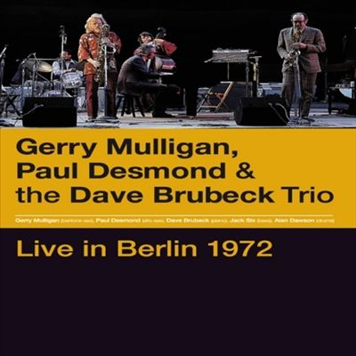 Live in Berlin 1972 [DVD]