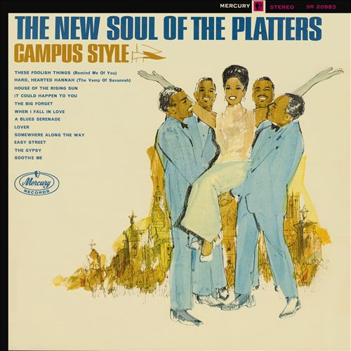 The New Soul of the Platters (Campus Style)
