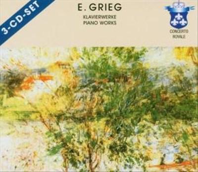 Grieg: Piano Works [Germany]