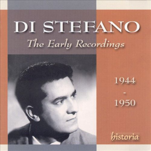 The Early Recordings, 1944-50